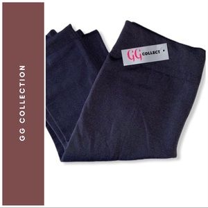 GG COLLECT Grey Heavy Warm Thermal Winter Leggings